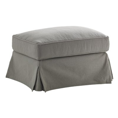 Oyster Bay Stowe Ottoman Slipcover