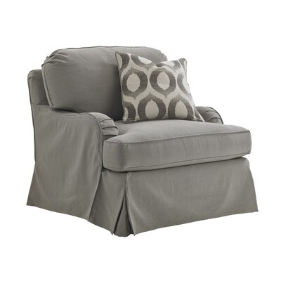Oyster Bay Stowe T-Cushion Armchair Slipcover