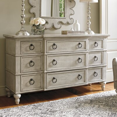 Oyster Bay Barrett 9 Drawer Dresser