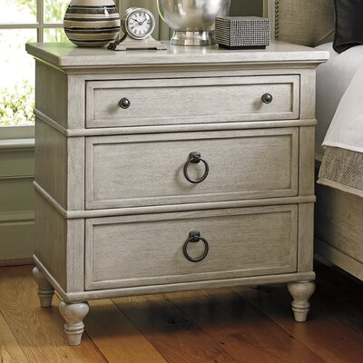 Oyster Bay 3 Drawer Bachelors Chest