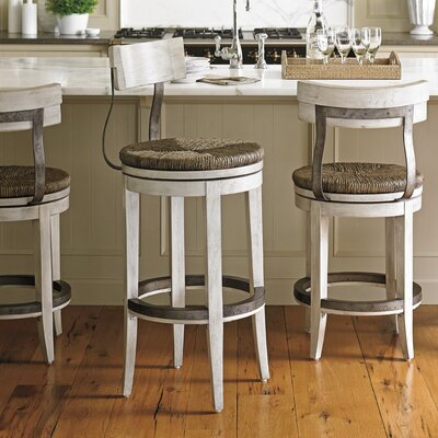 Oyster Bay 30 Swivel Bar Stool
