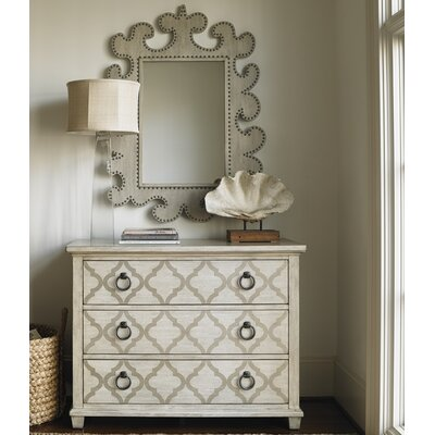 Oyster Bay 3 Drawer Dresser