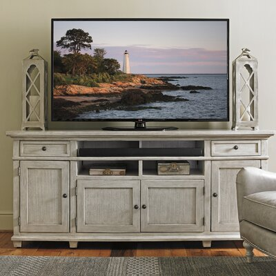 Oyster Bay Point 76 TV Stand