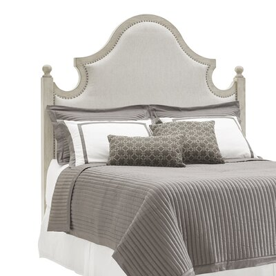 Oyster Bay Arbor Hills Upholstered Panel Headboard Size: Queen