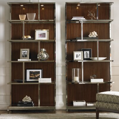 Mirage Accent Shelves Bookcase Product Photo