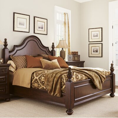 Kilimanjaro Panel Bed Size: King