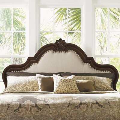 Kilimanjaro Upholstered Panel Headboard Size: California King