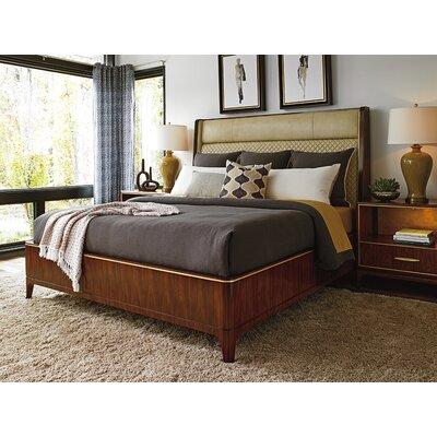 Take Five Empire Upholstered Platform Configurable Bedroom Set
