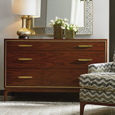 Take Five Carleton 3 Drawer Dresser