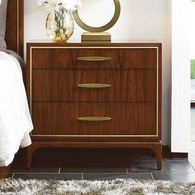 Take Five Ensemble 3 Drawer Bachelors Chest