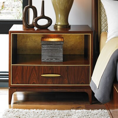 Take Five Wayland 1 Drawer Nightstand