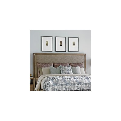 Shadow Play Uptown Upholstered Panel Headboard Size: King