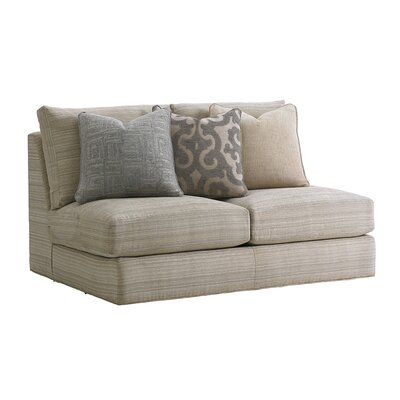 Laurel Canyon Halandale Armless Loveseat