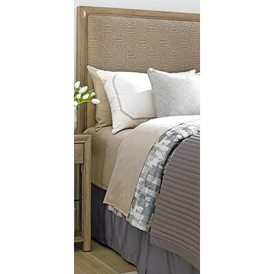 Shadow Play Uptown Upholstered Panel Headboard Size: California King