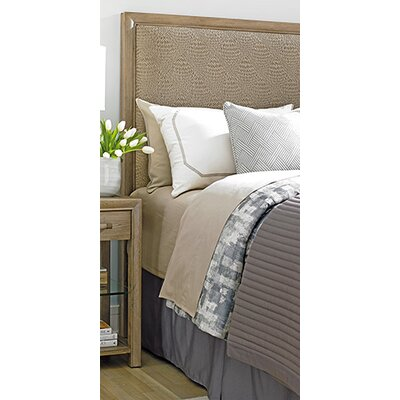 Shadow Play Upholstered Panel Bed Size: Queen