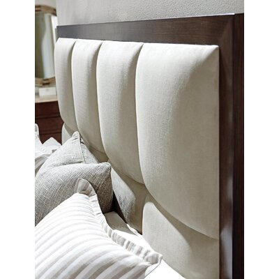 Laurel Canyon Upholstered Panel Headboard Size: King