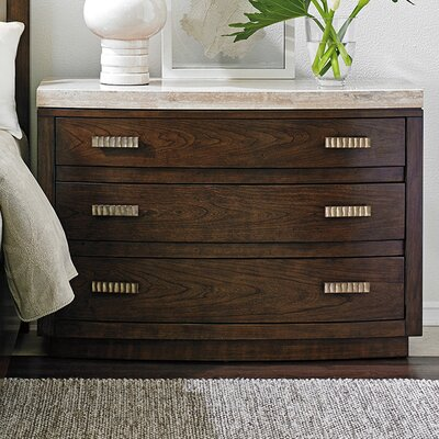 Laurel Canyon 3 Drawer Bachelors Chest