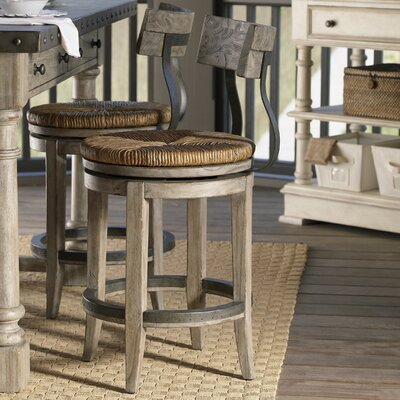 Twilight Bay 24 inch Swivel Bar Stool