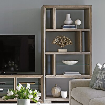 Shadow Play Accent Shelves Bookcase Product Image 8379