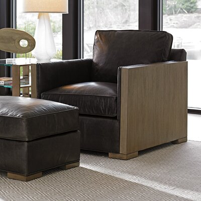 Shadow Play Delshire Armchair and Ottoman