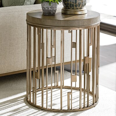 Shadow Play Studio End Table