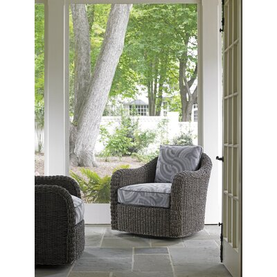 Oyster Bay Seabury Swivel Armchair