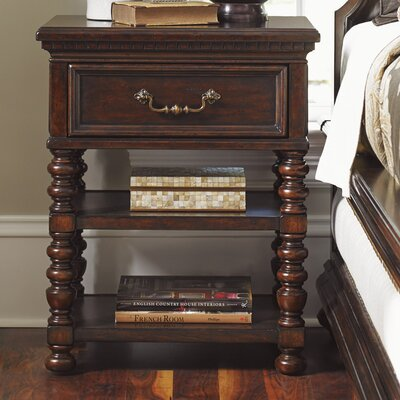 Kilimanjaro 1 Drawer Nightstand