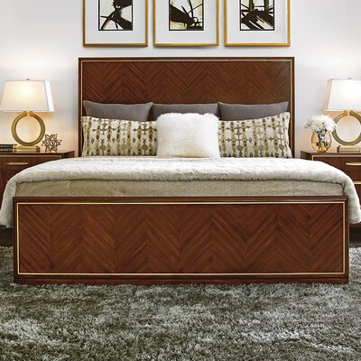 Take Five Carlyle Panel Headboard Size: California King