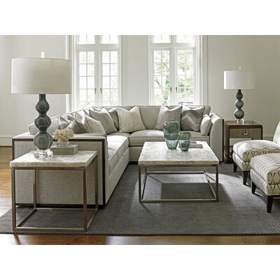 MacArthur Park 2 Piece Coffee Table Set