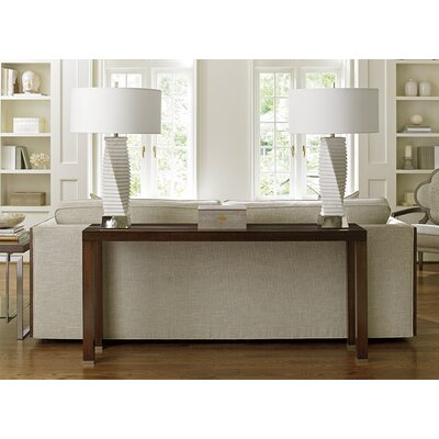 MacArthur Park Genoa Console Table
