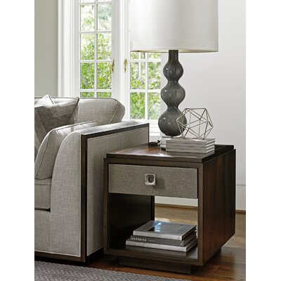 MacArthur Park Chenault Storage End Table