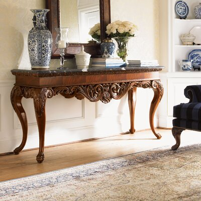 Cheap Lexington Regents Row Alexis Console Table in Mahogany (LTN2246)