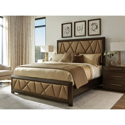 Zavala Platform Customizable Bedroom Set