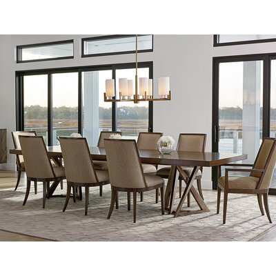 Zavala 9 Piece Dining Set