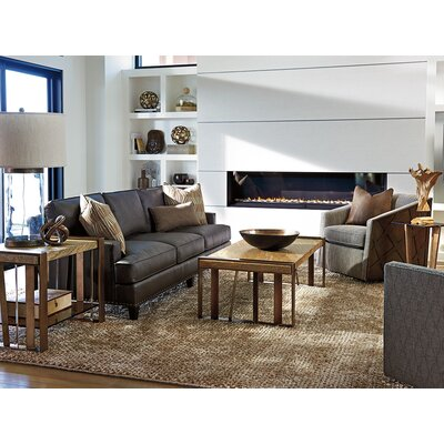 Zavala 2 Piece Coffee Table Set