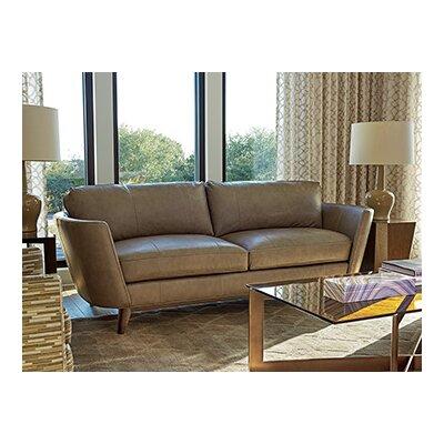 Zavala Kahn Leather Sofa