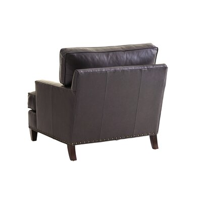 Zavala Hughes Leather Club Chair