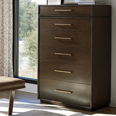 Zavala Median 6 Drawer Chest