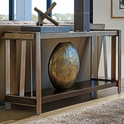 Zavala Intersect Console Table