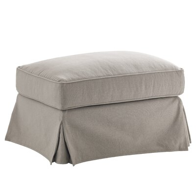 Oyster Bay Stowe Slipcover Ottoman