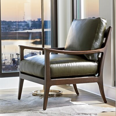 Zavala Mirmar Leather Armchair
