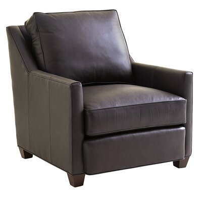 Zavala Venturi Leather Armchair