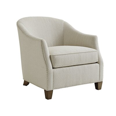 Ariana Escala Barrel Chair