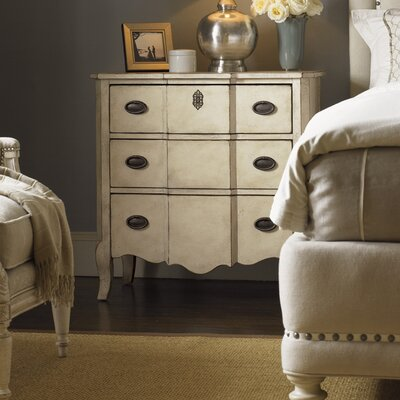 Easy furniture financing Twilight Bay 3 Drawer Nightstand Fi...