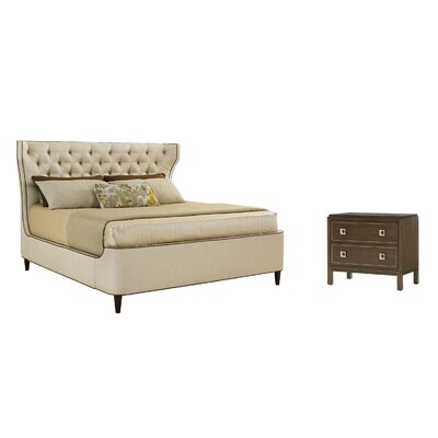 MacArthur Park Panel Configurable Bedroom Set