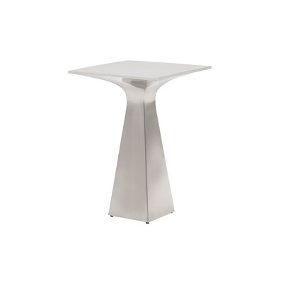 Kitano Sato Stainless Steel End Table