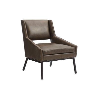 Kitano Amani Leather Armchair