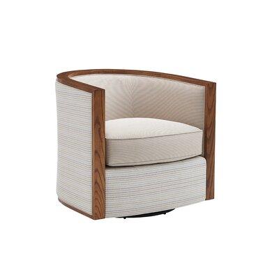 Kitano Palermo Swivel Barrel Chair