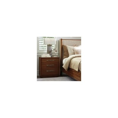 Kitano Ansley 3 Drawer Nightstand