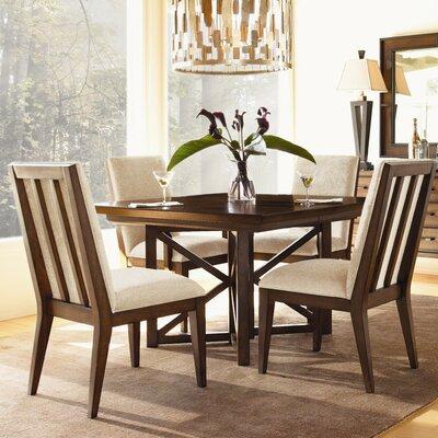 Lexington fieldale lodge 11 piece silverton dining set for 11 piece dining table
